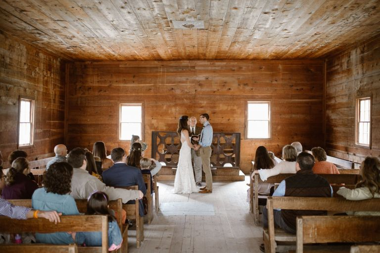 Primitive Baptist Church Elopement