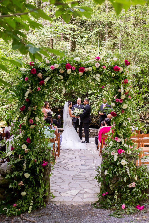 Absolute Wedding Perfection | Smoky Mountain Wedding Collective 5