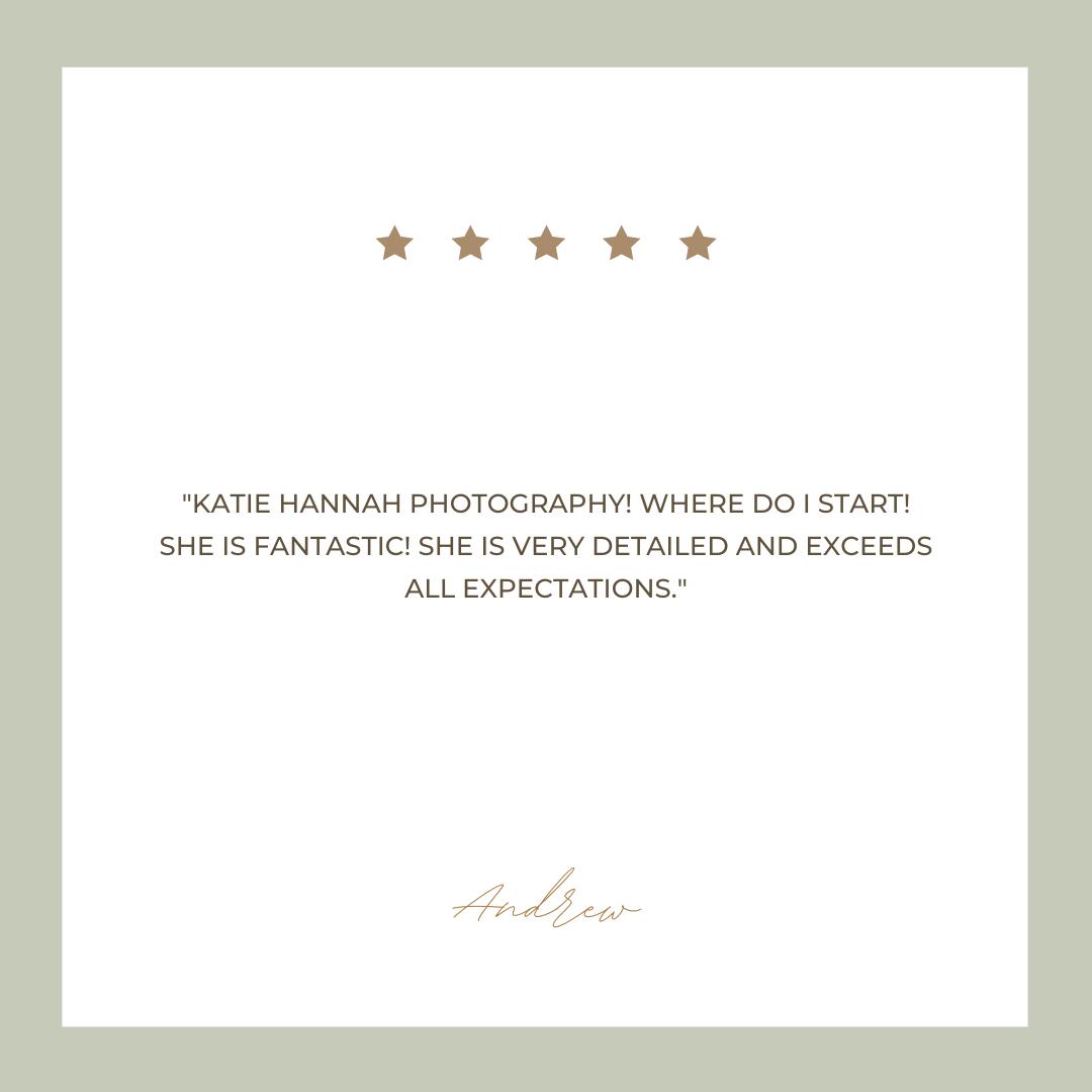 Katie Hannah Photography Reviews