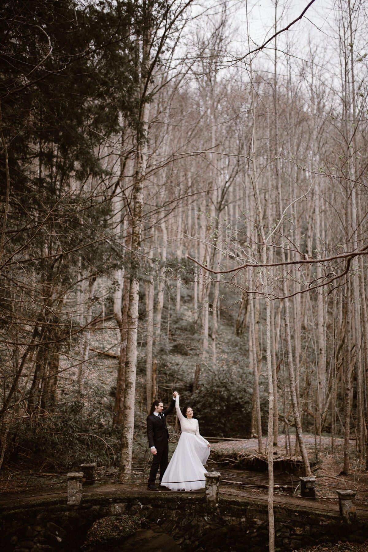 Spence Cabin Wedding Venue