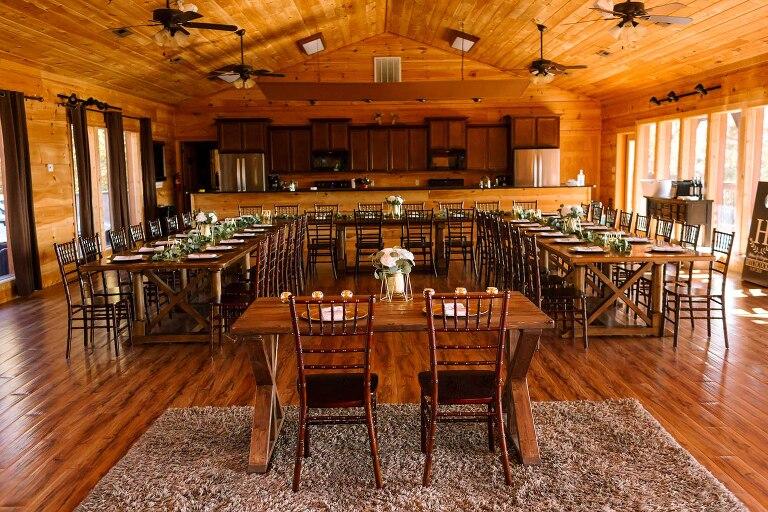 Smoky Mountain Cabin Wedding at Gatlinburg Mansion