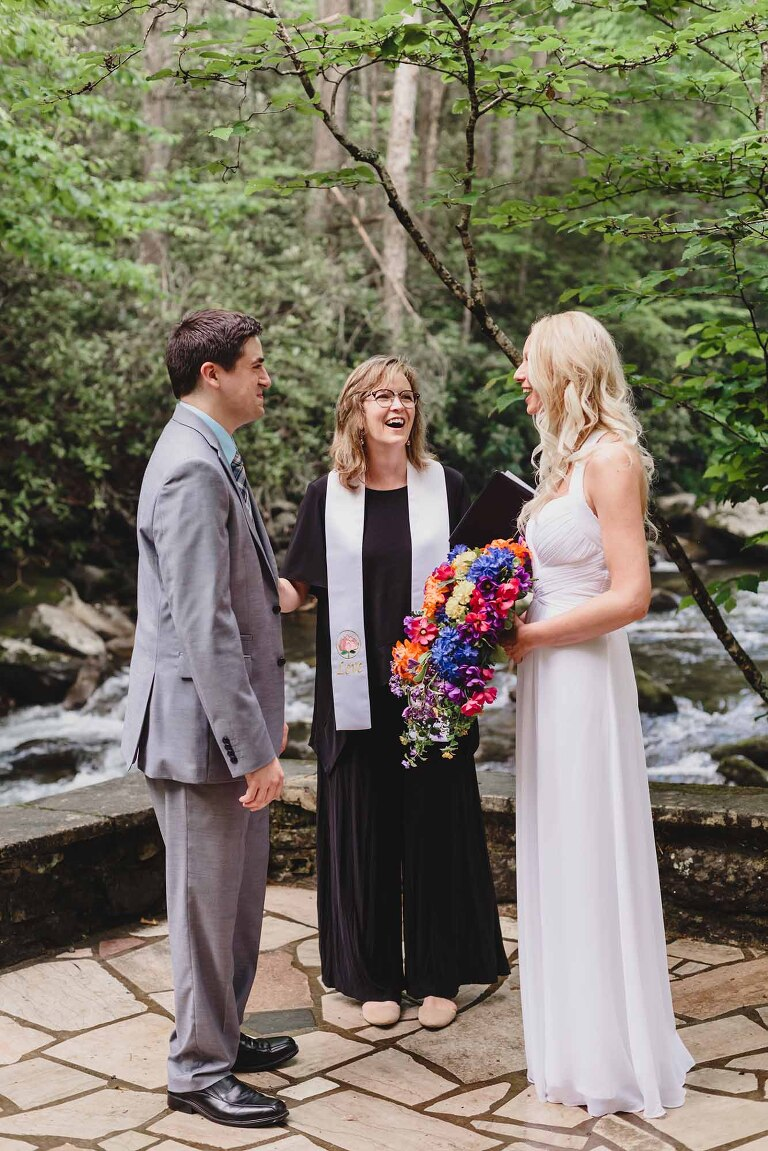 Finding A Wedding Officiant for Your Smoky Mountain Wedding