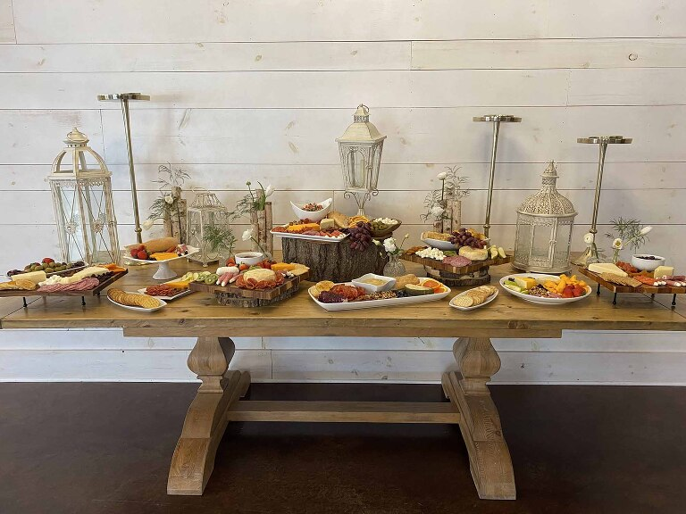 Charcuterie Boards in the Smoky Mountains