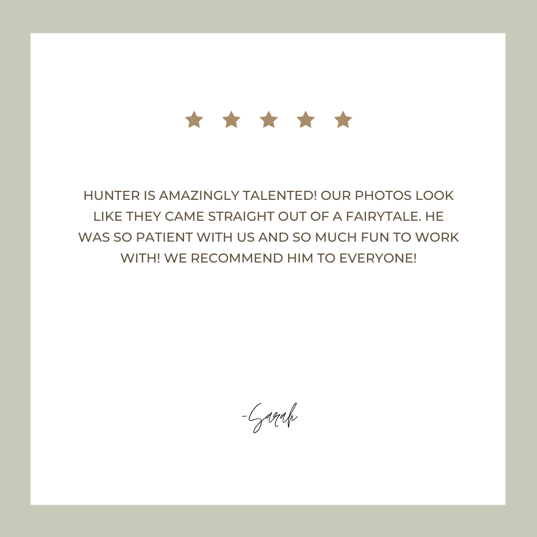 Hunter Kittrell Photography Review