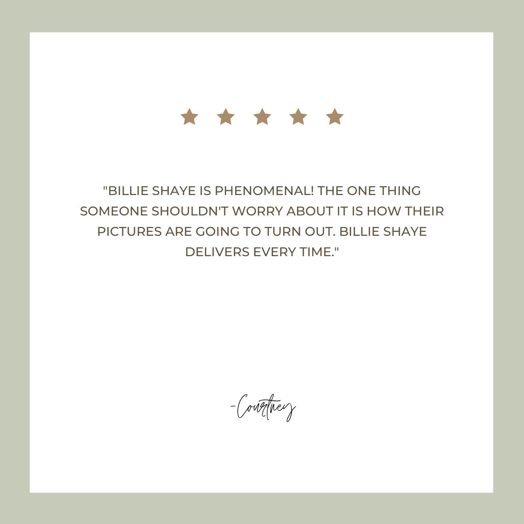 Billie Shaye Style Photography