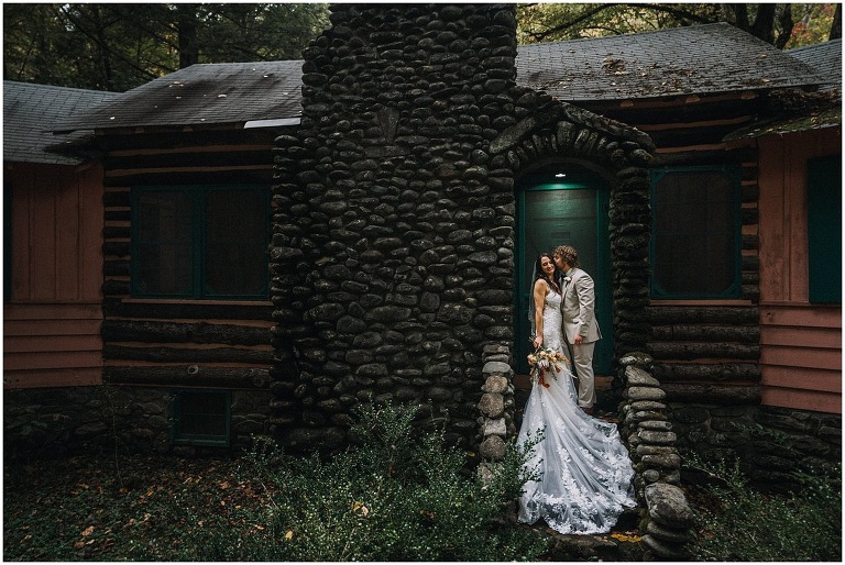 Plan a Cozy, Rustic Wedding at Spence Cabin